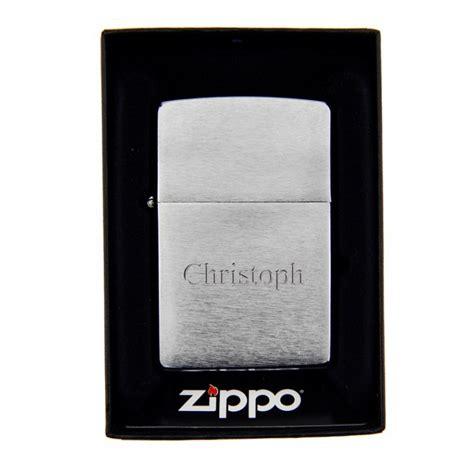 Original Zippo Feuerzeug mit persönlicher Gravur