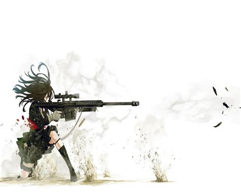 Anime Sniper Wallpaper - anime sniper wallpaper wallpapersafari