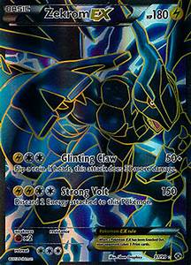 Pokemon Ex Card Zekrom | www.pixshark.com - Images ...