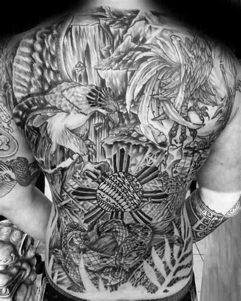 50 Filipino Sun Tattoo Designs For Men - Tribal Ink Ideas