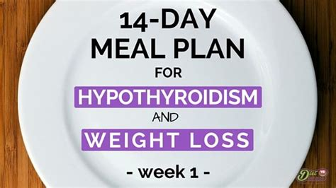 lose weight   underactive thyroid