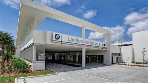 Bmw Of Fort Lauderdale by Bmw And Mini Service Center In Fort Lauderdale Completed