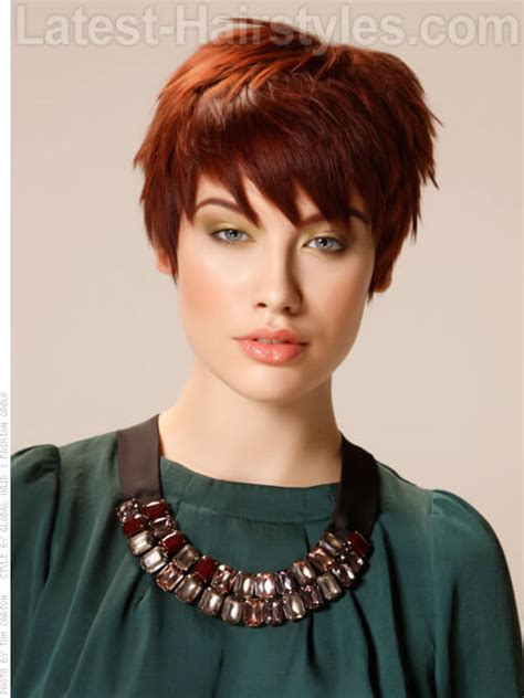 Textured Pixie Hairstyles by Fashion Week Collection Stunning Hairstyles For Hair