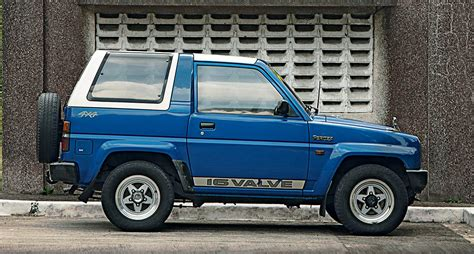 Daihatsu Feroza by 1990 Daihatsu Feroza Review Price Photos Features Specs