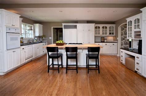 idee cuisine en u cuisine en u idéale pour les espaces ouverts