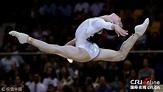 体操世锦赛中国女团摘铜 直通东京奥运会-国际在线