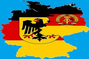 German Unification East Germany And West Germany Cold War 1950 1979 Mod For