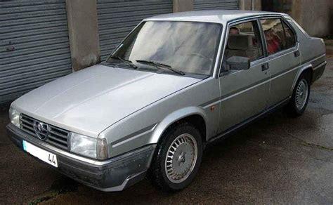 1985 Alfa Romeo 90  Overview Cargurus