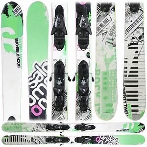 Used Performance 2011 Salomon Twenty Twelve Skis with ...