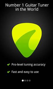 Freemium App Guitar Tuna Comes In From Ios And Android  But Impresses