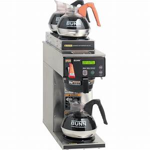 Bunn Commercial Coffee Maker Machine