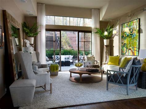 hgtv livingrooms hgtv green home 2012 living room pictures hgtv green