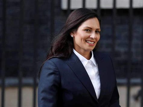 Lorraine Kelly lashes out at Home Secretary Priti Patel on ...