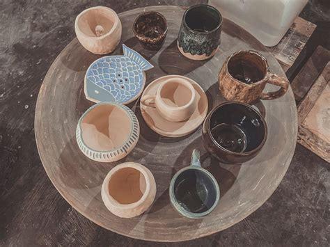 kelas tembikar pottery class  yogya  firsta