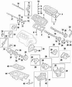 2005 Honda Pilot Parts