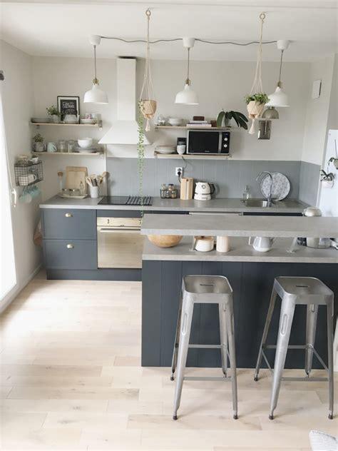 ma cuisine by avant après ma cuisine au style anglais moderne home