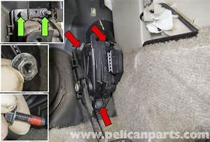 Volvo V70 Accelerator Pedal Sensor Replacement  1998