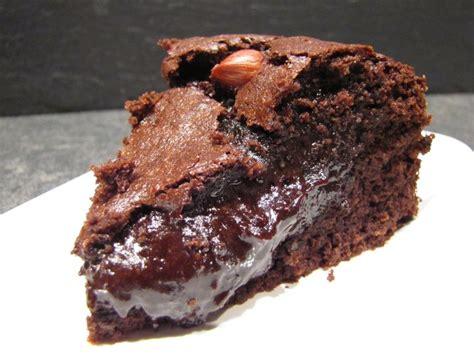recette fondant au chocolat facon brownie