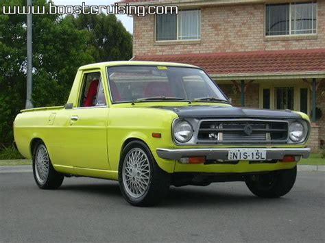 Luke's Ca18det Datsun 1200 Ute