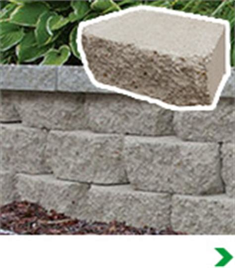 menards patio block edging landscaping materials at menards 174