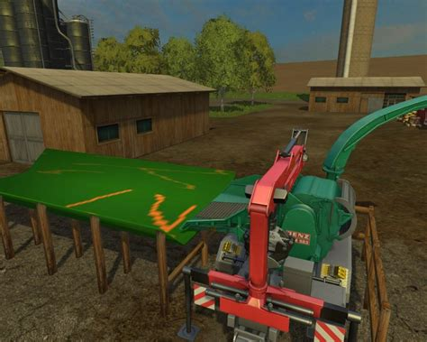 table ls for chipper feed table mod ls 15 mod