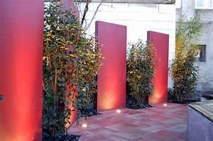 Garten Sichtschutz Modern : ansichtssache den ausblick sichern oder sicher sein vor einblicken moderner sichtschutz im ~ Sanjose-hotels-ca.com Haus und Dekorationen
