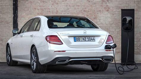 Mercedes In Hybrid by E 300 Mercedes Diesel In Hybrid Greencarguide Co Uk