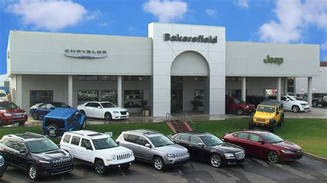 California Fiat Dealers by Bakersfield Chrysler Jeep Dealership In Ca About Us