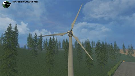 with the wind ls fs 15 windmill v 1 0 placeable objects mod f 252 r farming