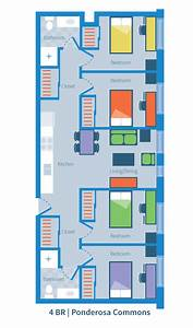 Four bedroom suite for Four bed room site plan