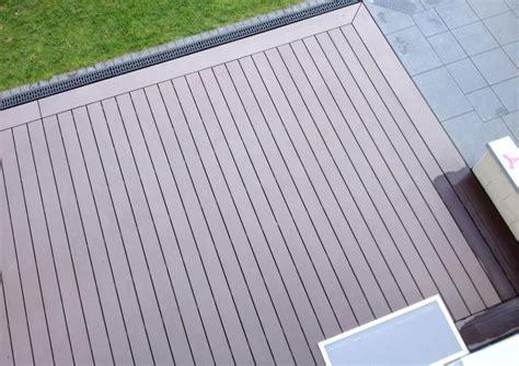 la terrazza completo kit completo terrazza wpc 4x5 pronto posa pavimenti wpc