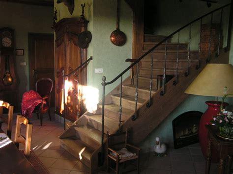 re escalier fer forge interieur re interieure fer forge charollais brionnais serrurerie c b s