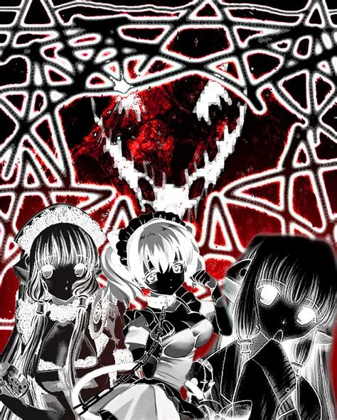 Pin By Smutchan On Drain Gang In 2020 Dark Anime