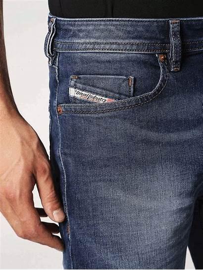 Jeans Diesel Denim Buster Guide Slim Fits