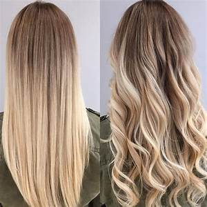 Ombre Hair Blond Polaire : 46 best beautiful bruenette images on pinterest brunettes balayage lob and brunette bob ~ Nature-et-papiers.com Idées de Décoration