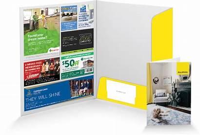 Folders Presentation Estate