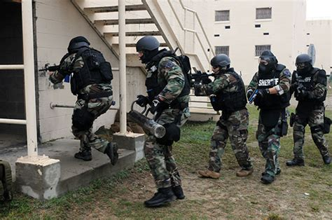 Cumberland County Sheriff's Office Special Response Team