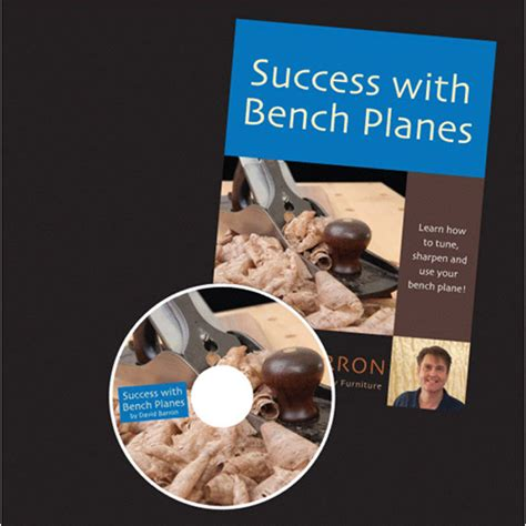 success  bench planes dvd  david barron david