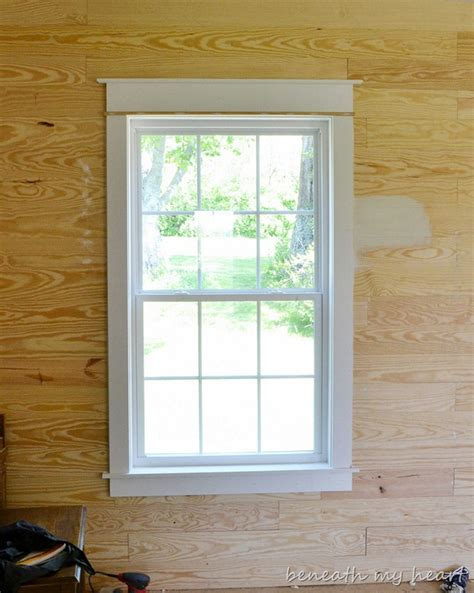 """Our New """"old House"""" Window Trim {and Haven Ticket Giveaway"""