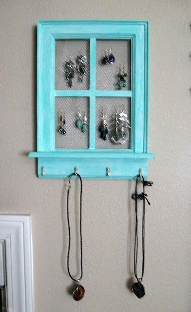 images  diy jewlery storage  pinterest