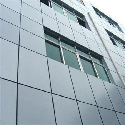 china pvdf lightweight architectural metal cladding panels