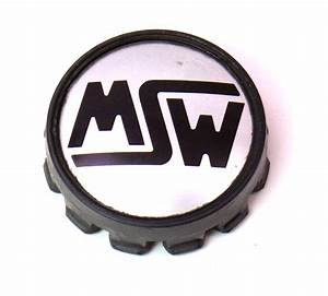 Msw Center Hub Wheel Cap