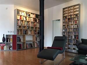 Bücherregal über Eck : b cherregale und einbauregale ~ Michelbontemps.com Haus und Dekorationen