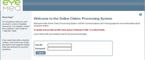 eyemed provider phone number demonstration and on how to use the