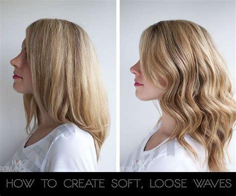 Best 25+ Soft Waves Hair Ideas On Pinterest