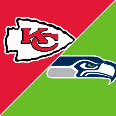 chiefs  seahawks game summary december   espn