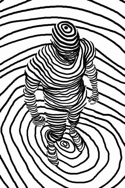 Drawings Contour Complex Artworks Line Simplicity Dashed