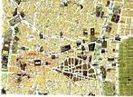 Map of Madrid, Spain - Free Printable Maps