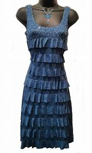 robe de jeans avec pierres swarovski tango mango With robe de cocktail combiné avec collier swarovski pierre