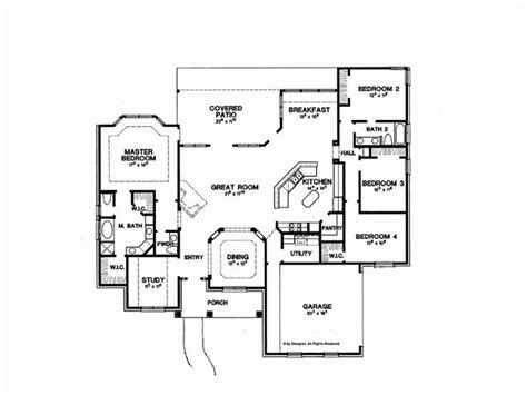 ranch style house plan  beds  baths  sqft plan   house plans  story